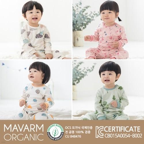 마밤 밤부오가닉 9부 유아내의 10종