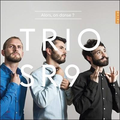 Trio SR9 마림바 3중주에 의한 무곡집 (Alors on Danse?)