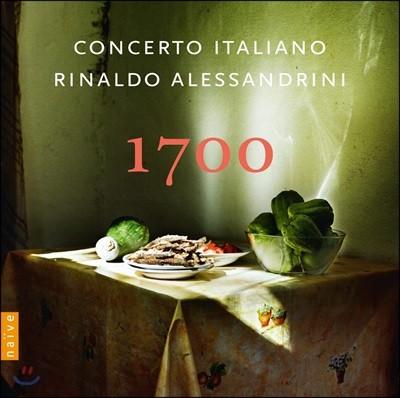 Rinaldo Alessandrini 18세기 이탈리아 바로크 작품집 (1700)