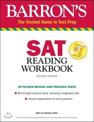 Barron's SAT Reading Workbook