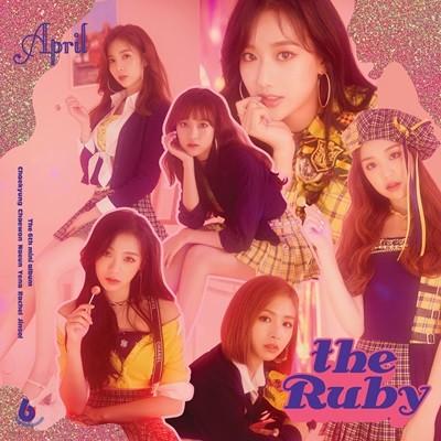 에이프릴 (April) - 미니앨범 6집 : the Ruby