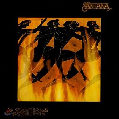 Santana (산타나) - Marathon [LP]