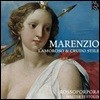 RossoPorpora 마렌치오: 마드리갈 작품집 (Marenzio: L'Amoroso & Crudo Stile) 로소포르포라 앙상블