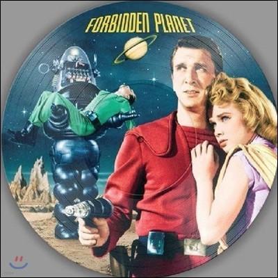 금지된 행성 영화음악 (Forbidden Planet OST) [픽쳐 디스크 LP]