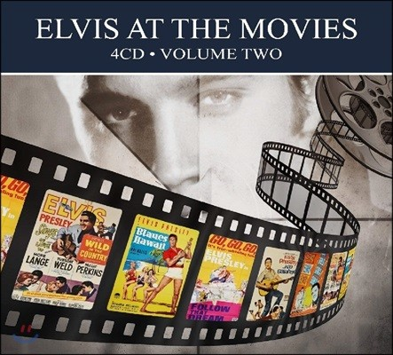 Elvis Presley - Elvis at the Movies Vol. 2 영화 속 엘비스 프레슬리 음악 모음집
