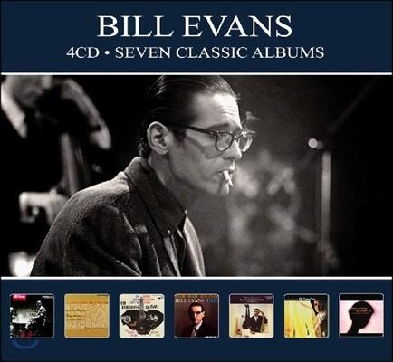 Bill Evans (빌 에반스) - 7 Classic Albums
