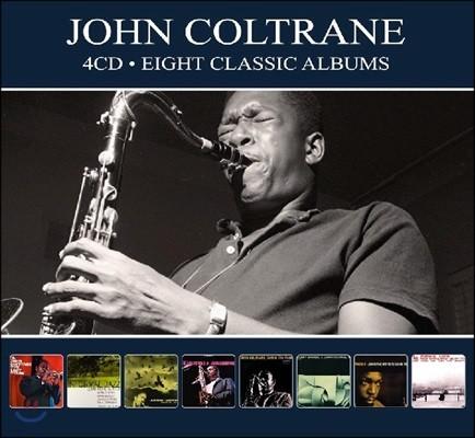 John Coltrane (존 콜트레인) - 8 Classic Albums