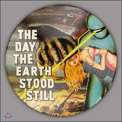 지구가 멈추는 날 영화음악 (Day The Earth Stood Still OST) [픽쳐 디스크 LP]