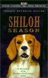 Shiloh Season : Audio Cassette