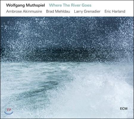 Wolfgang Muthspiel (볼프강 무스필) - Where The River Goes [LP]