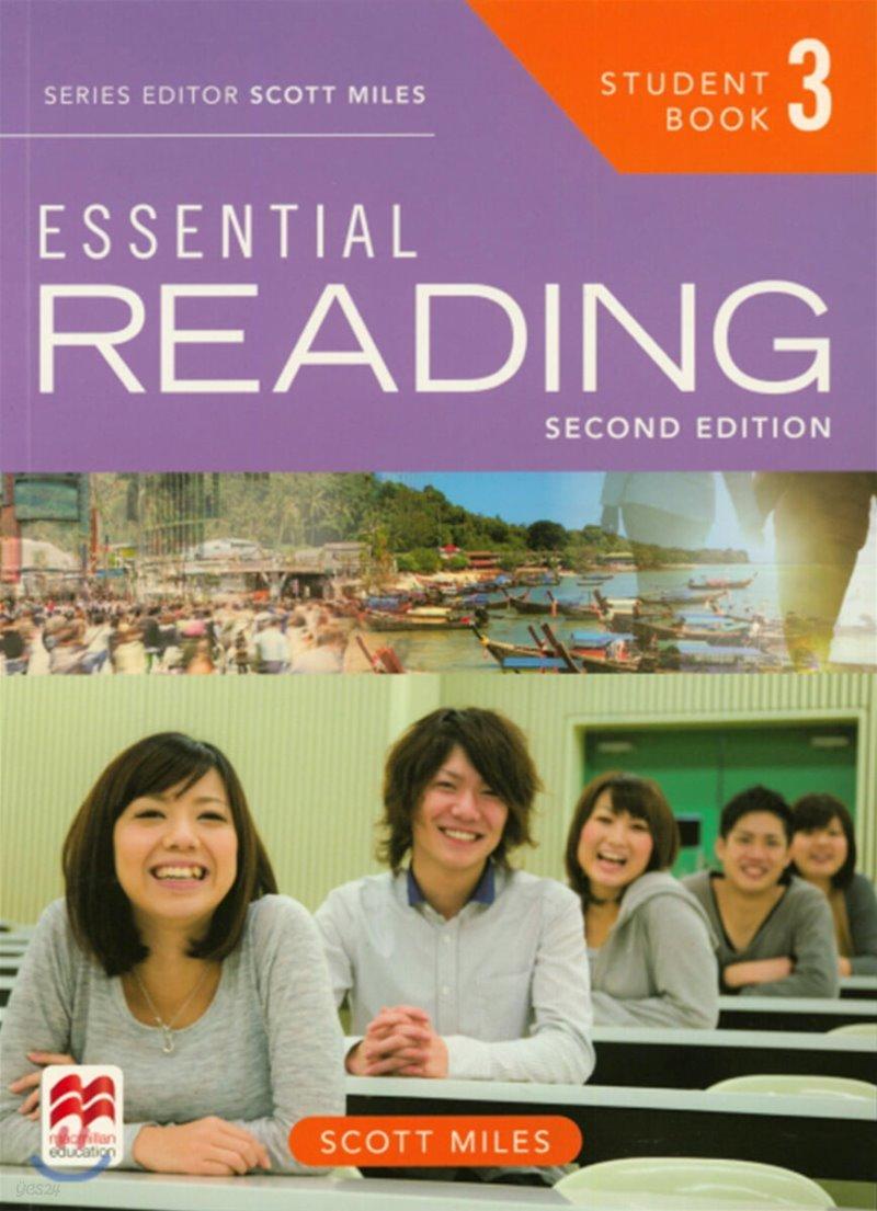 Essential Reading 3 Student Book, 2/E
