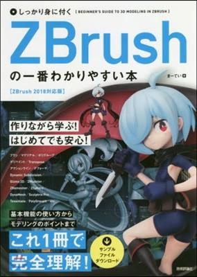 ZBrushの一番わかりやすい本