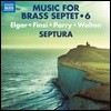 Septura 셉투라 - 금관 7중주를 위한 음악 6집: 영국 음악 두 번째 황금기 - 엘가 / 월튼 / 핀지 / 패리 (Music for Brass Septet 6 - Elgar / Walton / Finzi / Parry)