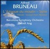 Darrell Ang 알프레드 브루뉴: '메시도르' 중 전주곡과 황금의 전설, '풍차 돌격' 모음곡, '미쿠장의 탄생' 중 전주곡 (Bruneau: L'Attaque Du Moulin-Suite) 대럴 앙