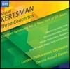 Dennis Russell Davies 미구엘 커츠먼: 협주곡 작품집 (Kertsman: Three Concertos) 데니스 러셀 데이비스