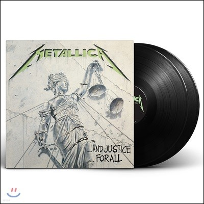 Metallica (메탈리카) - …And Justice for All [2LP]