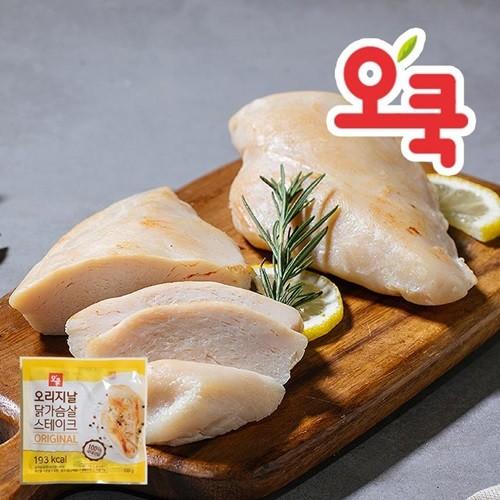 [오쿡]오리지날 닭가슴살 100g