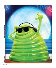 [Blu-ray] 몬스터 호텔 3 (1Disc 스틸북 한정판) : 블루레이