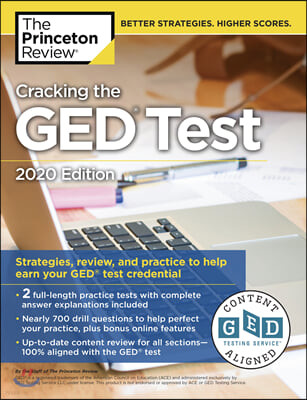 The Princeton Review Cracking the GED Test 2020
