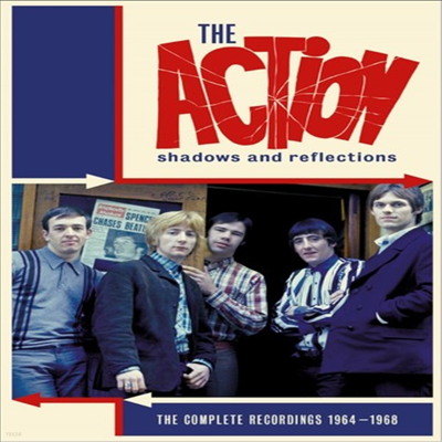Action - Shadows & Reflections: The Complete Recordings 1964-1968 (4CD Box Set)