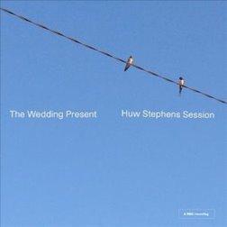 Wedding Present - Huw Stephen Session