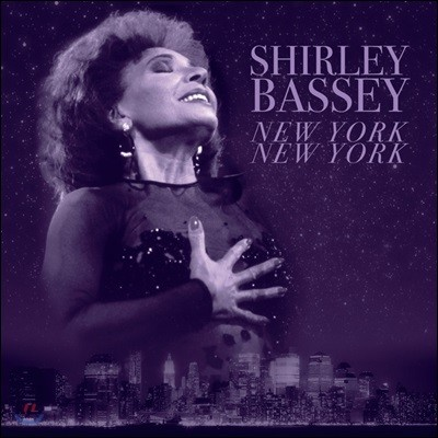 Shirley Bassey (셜리 베시) - New York, New York [LP]