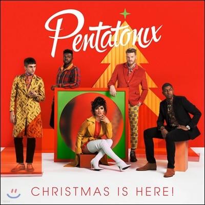 Pentatonix - Christmas Is Here 펜타토닉스 크리스마스 앨범