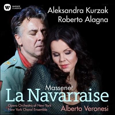 Roberto Alagna / Aleksandra Kurzak 마스네: 오페라 `나바라의 여인` (Massenet: La Navarraise)