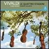 Fabio Biondi 비발디: 사계 - 파비오 비온디 (Vivaldi: The Four Seasons) [2LP]