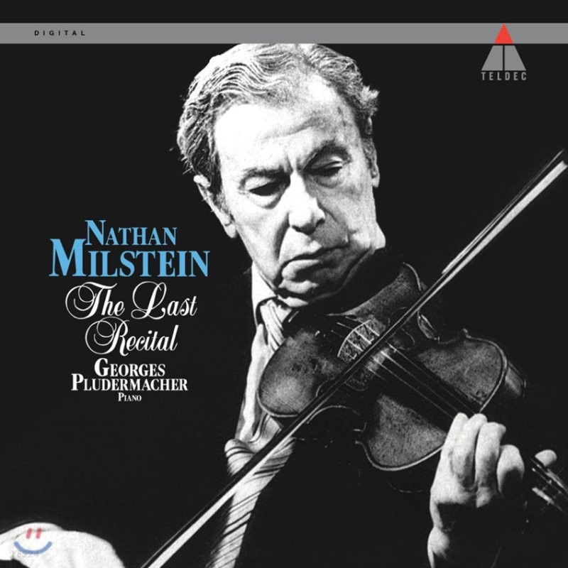 Nathan Milstein 나단 밀스타인 마지막 리사이틀 (Last Recital) [2LP]