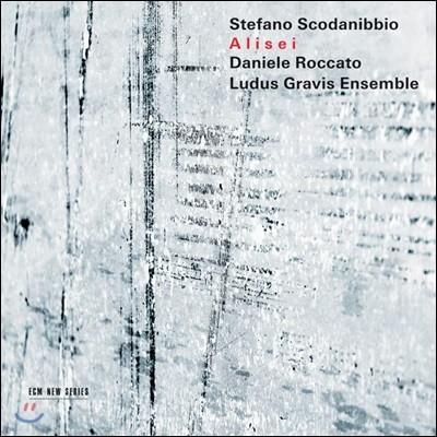 Daniele Roccato 스테파노 스코다니비오: 알리세이, 더블베이스 8중주, 2개의 화려한 소품 (Stefano Scodanibbio: Alisei)