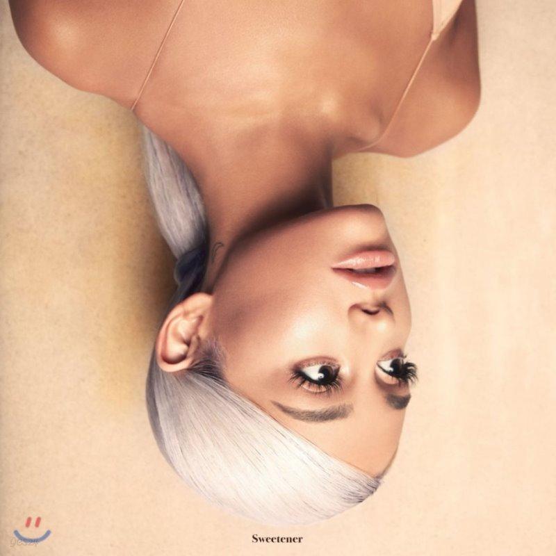 Ariana Grande (아리아나 그란데) - 4집 Sweetener [2LP]