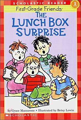 Scholastic Hello Reader Level 1 : The Lunch Box Surprise
