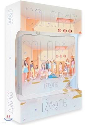 아이즈원 (IZ*ONE) - COLOR*IZ [Color ver.] [스마트 뮤직 앨범(키노앨범)]