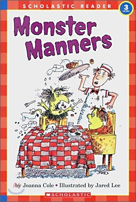Scholastic Hello Reader Level 3 : Monster Manners