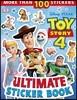 Disney Pixar Toy Story 4 Ultimate Sticker Book : 토이스토리4 스티커북