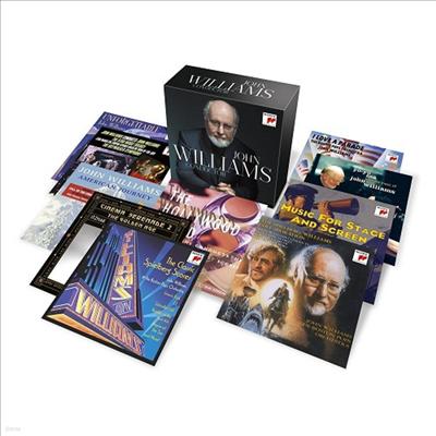 John Williams - John Williams Conductor (20CD)