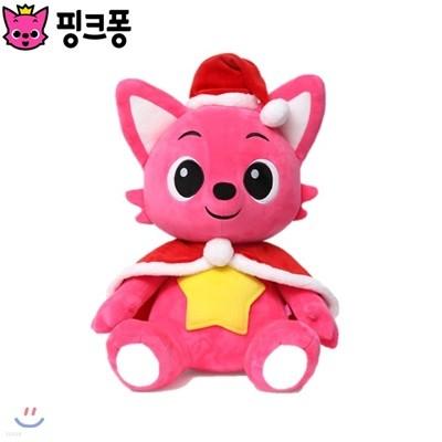 산타 핑크퐁 인형 60cm