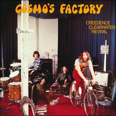 Creedence Clearwater Revival (C.C.R.) - Cosmo's Factory [LP]