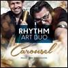 Rhythm Art Duo 리듬 아트 듀오 - 캐러셀 (Carousel - 'Music for Percussion') Marten Recordings 4집