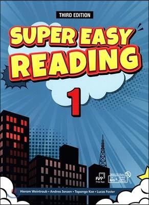 Super Easy Reading 1 (Student Book+MP3), 3/E