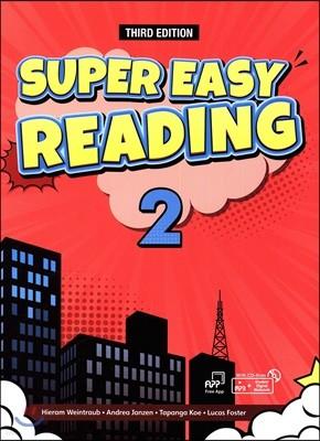 Super Easy Reading 2 (Student Book+MP3), 3/E