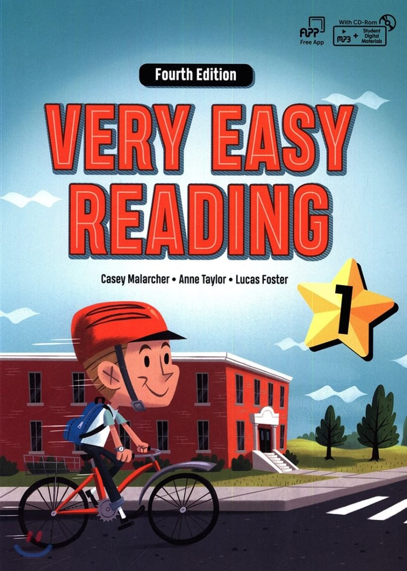Very Easy Reading 1, 4/E