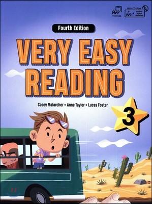 Very Easy Reading 3, 4/E