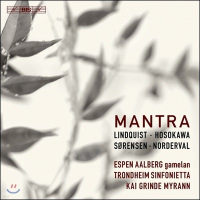Tronheim Sinfonietta 트론하임 신포니에타 창립 20주년 기념 음반 (Mantra - Music For Sinfonietta)