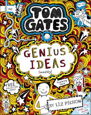 Tom Gates #04 : Genius Ideas (mostly)