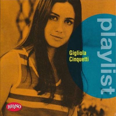 Gigliola Cinquetti - Playlist-Gigliola Cinquet (Digipack)
