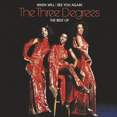 Three Degrees - When Will I See You Again: Best Of The Three Degrees (일본반)(2CD)