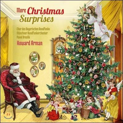 Howard Arman 크리스마스 합창 작품집 (More Christmas Surprises)