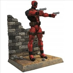 Diamond Select - (다이아몬드 셀렉트)Diamond Select Marvel Select Deadpool Af (마블)(데드풀)